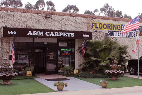 A & M for your all kind of hardwood flooring needs