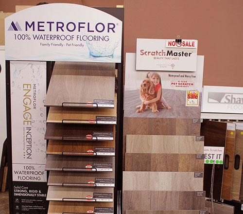 Metro Floor 100% Pet Friendly